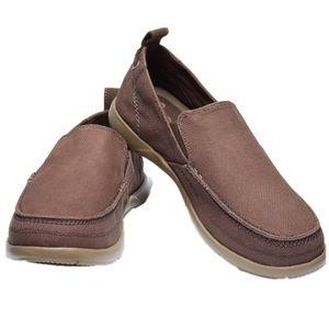 Men's CROCS walu loafers
